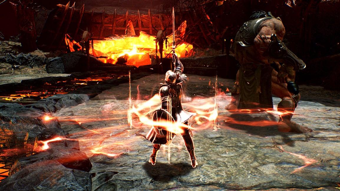 Bless Unleashed dobře vypadající MMORPG zdarma